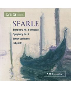 Humphrey Searle: Orchestral Works