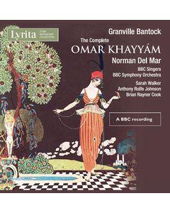 Granville Bantock: The Complete 'Omar Khayyam' [4CDs]