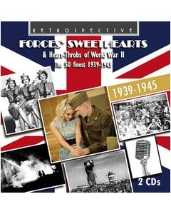 Forces Sweetheart and Heart Throbs of World War II