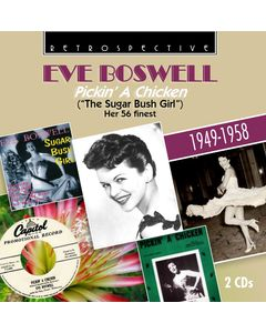 Eve Boswell - Pickin' A Chicken - Her 56 Finest