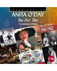 Anita O'Day: Tea for Two - A Centenary Tribute, Her 53 Finest 1941-1962
