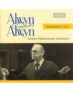 Alwyn Symphonies Nos. 1 & 4